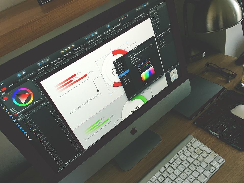 designers computer